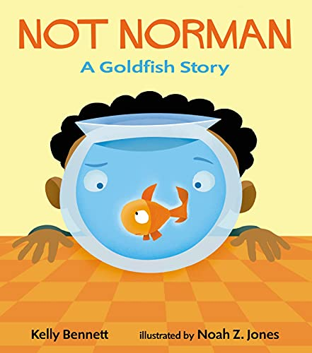 9781844282883: Not Norman: A Goldfish Story
