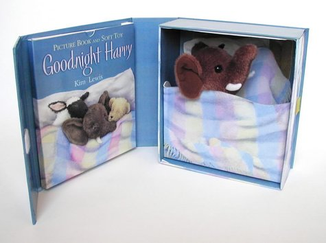 9781844283798: Goodnight Harry Book And Toy Pack