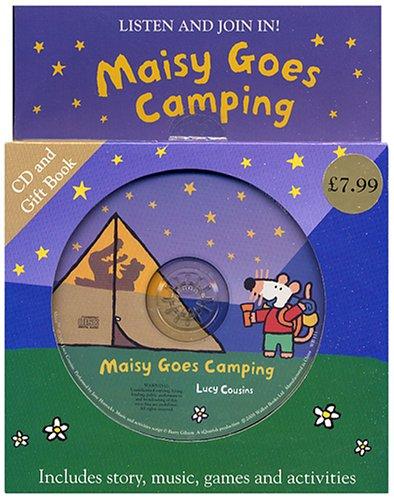 9781844284405: Maisy Goes Camping