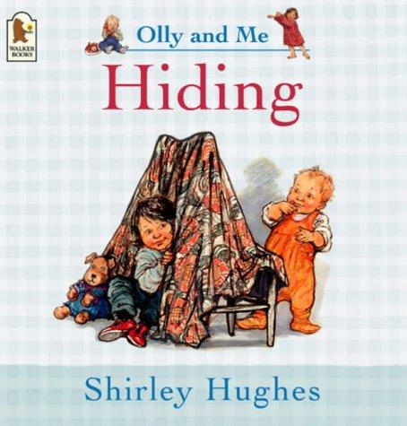 9781844284719: Hiding (Olly & Me)