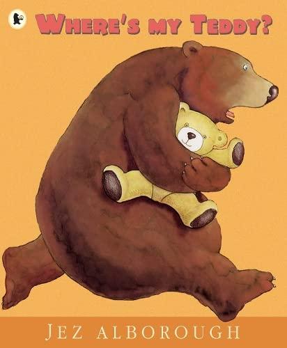 9781844284818: Where's My Teddy? (Eddy and the Bear)