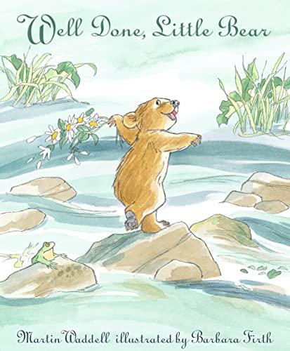 Well Done, Little Bear (Can't You Sleep, Little Bear?): Martin Waddell