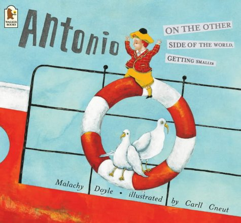9781844284962: Antonio On The Other Side Of The World G