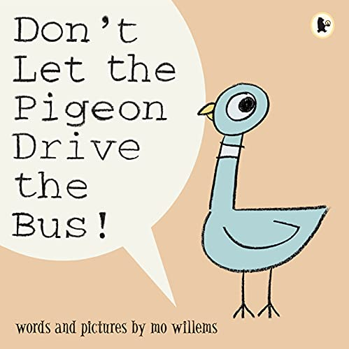 9781844285136: Don't Let the Pigeon Drive the Bus!