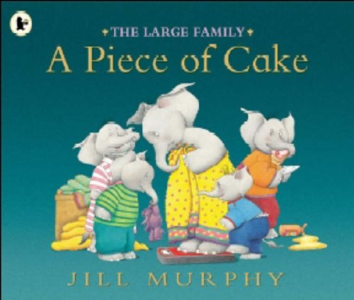 9781844285266: A Piece of Cake (Large Family)