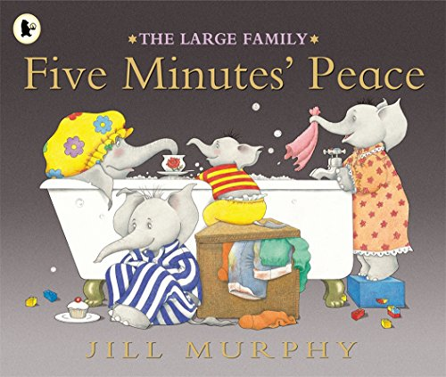 9781844285396: Five Minutes Peace (Large Family)