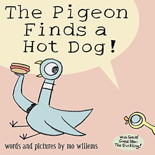 9781844285457: Pigeon Finds a Hotdog!