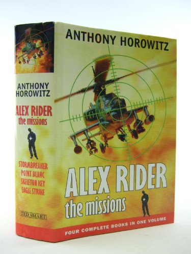9781844285815: Alex Rider: The Missions (Four Complete Books in One Volume)