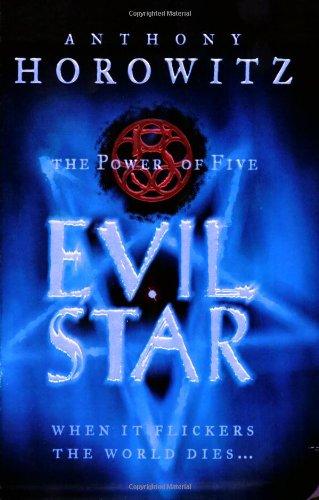 9781844286201: Power Of Five Bk 2: Evil Star