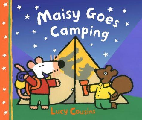 9781844286614: Maisy Goes Camping