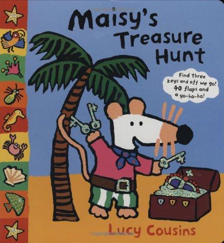 Maisy's Treasure Hunt: Lucy Cousins