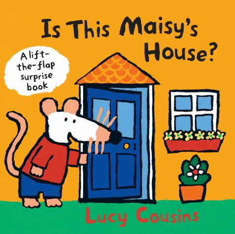 9781844286690: Is This Maisy's House?