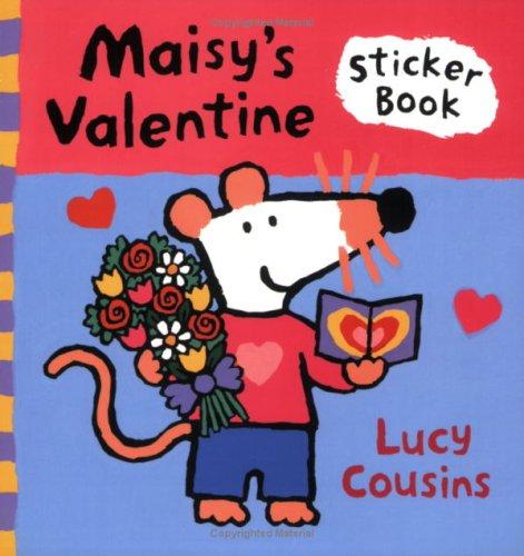 9781844286843: Maisy's Valentine Sticker Book