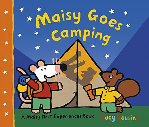 9781844287116: Maisy Goes Camping