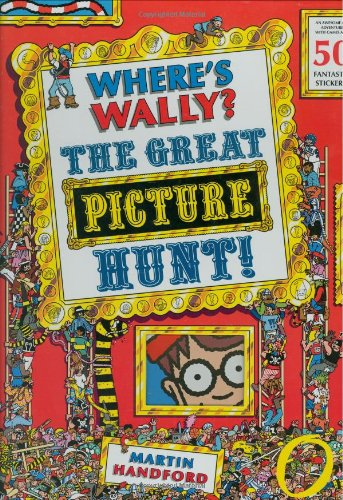 9781844287154: Where's Wally? The Great Picture Hunt