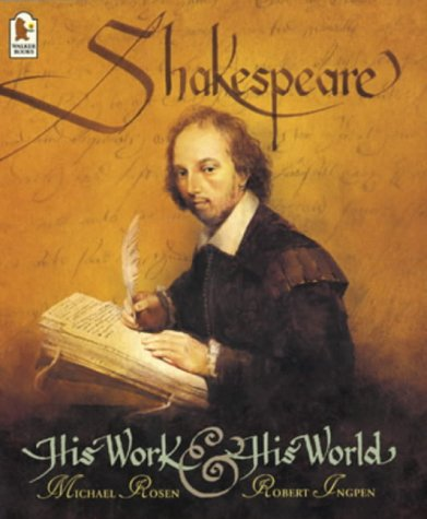 9781844287246: Shakespeare His Work And His World