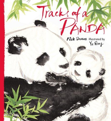 9781844287338: Tracks of a Panda (Nature Storybooks)