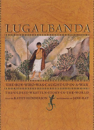 9781844287468: Lugalbanda: The Boy Who Was Caught Up in a War