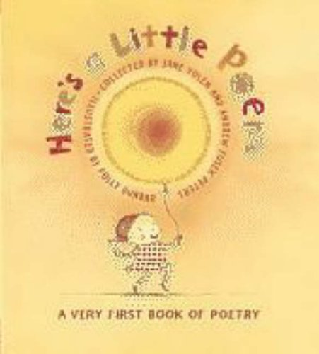 9781844287536: Here's a Little Poem: A Very First Book of Poetry