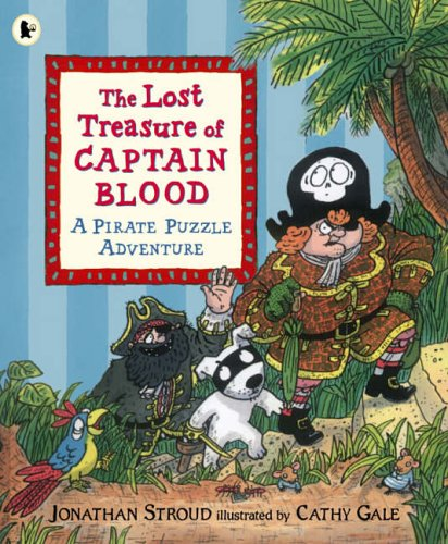 Lost Treasure Of Captain Blood (9781844287673) by Jonathan Stroud