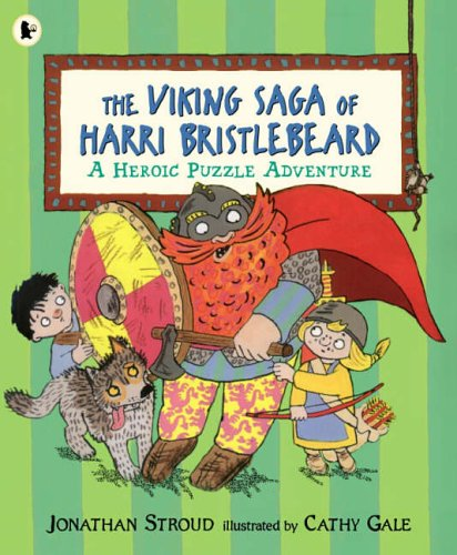 9781844287680: Viking Saga Of Harry Bristlebeard