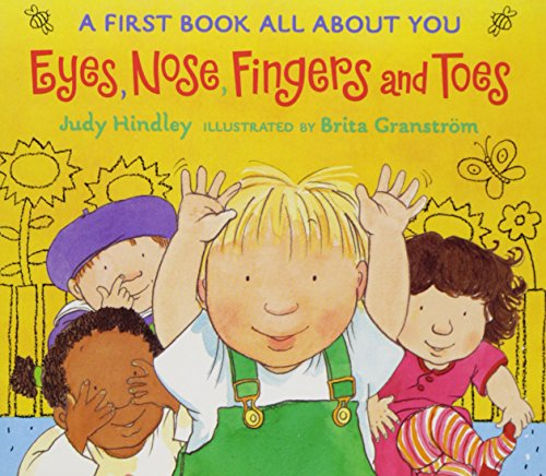 9781844287925: Eyes Nose Fingers And Toes Board Book