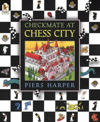 Checkmate at Chess City Set: Piers Harper