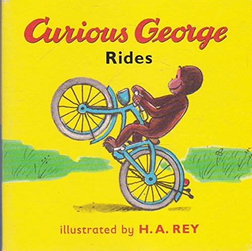 9781844288526: Curious George Rides