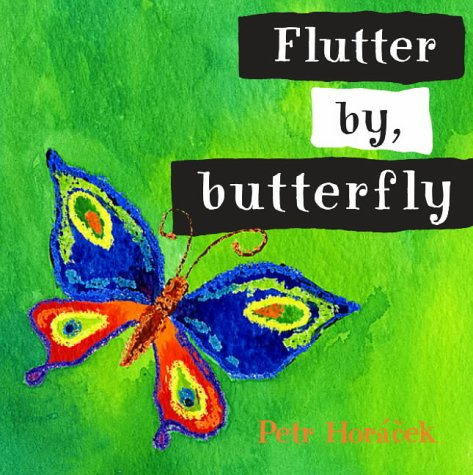 9781844288618: Flutter By Butterfly Board Book
