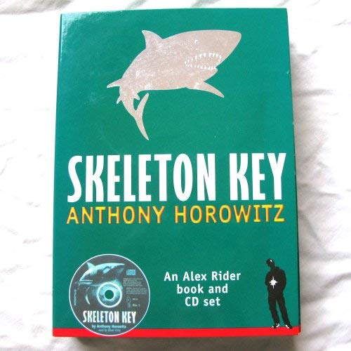 Skeleton Key Book and CD Pack (1844289168) by Horowitz