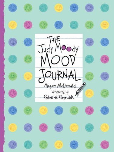 9781844289585: Judy Moody Mood Journal