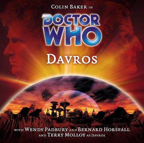 Doctor Who: Davros: Parkin, Lance