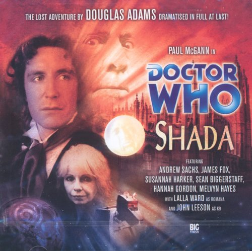 Shada (Doctor Who): Adams, Douglas; Russell, Gary