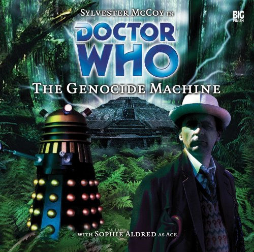 9781844350698: The Genocide Machine (Dr Who Big Finish)