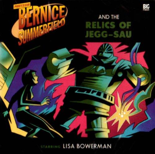 9781844350742: Professor Bernice Summerfield and the Relics of Jegg Sau