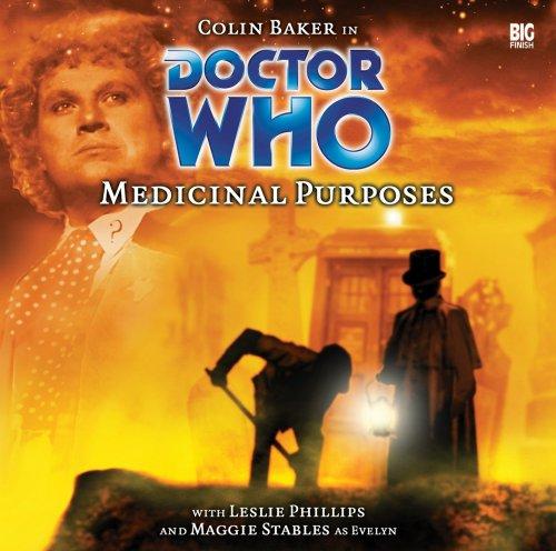 9781844350988: Medicinal Purposes (Doctor Who)