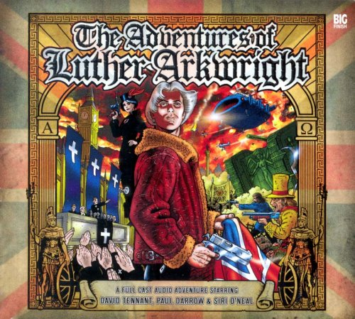 Adventures of Luther Arkwright: Talbot, Bryan