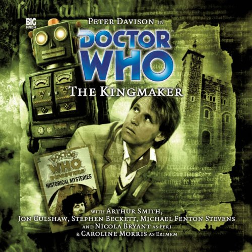 The Kingmaker (Doctor Who): Fountain, Nev
