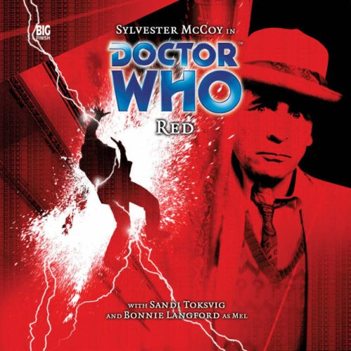 Red (Dr Who Big Finish): Stewart Sheargold