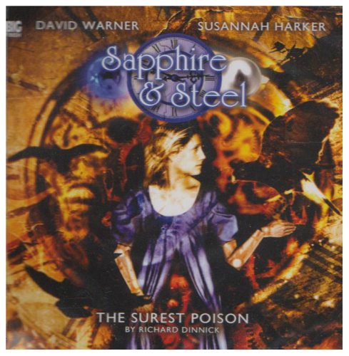 9781844352197: The Surest Poison (Sapphire and Steel)