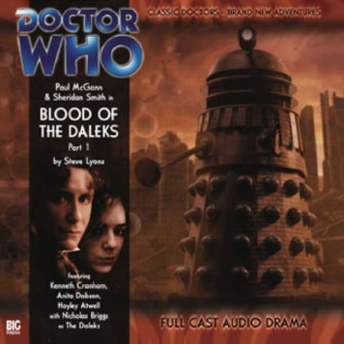 9781844352555: Blood of the Daleks (Doctor Who)