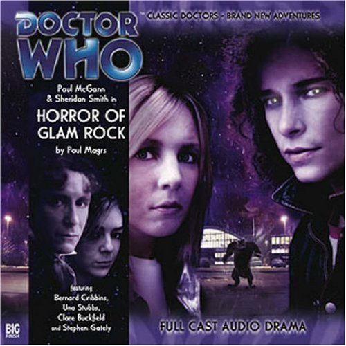 Horror of Glam Rock (Doctor Who): Magrs, Paul
