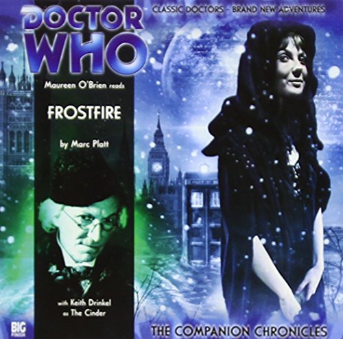 9781844352630: Frostfire (Doctor Who: The Companion Chronicles, 1.1)