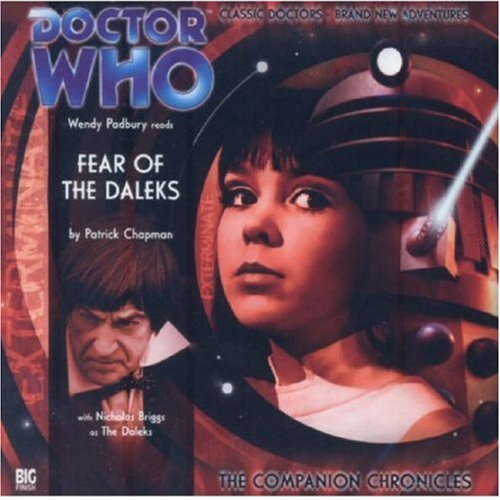 9781844352647: Fear of the Daleks (Doctor Who: The Companion Chronicles, 1.2 )