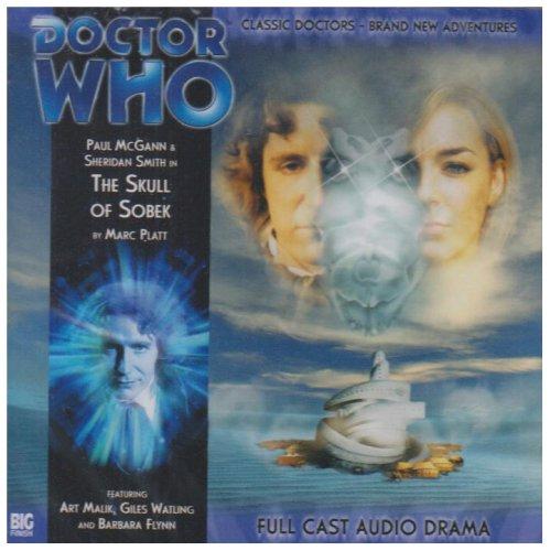 The Skull of Sobek (Doctor Who: The Eighth Doctor Adventures, 2.4): Marc Platt