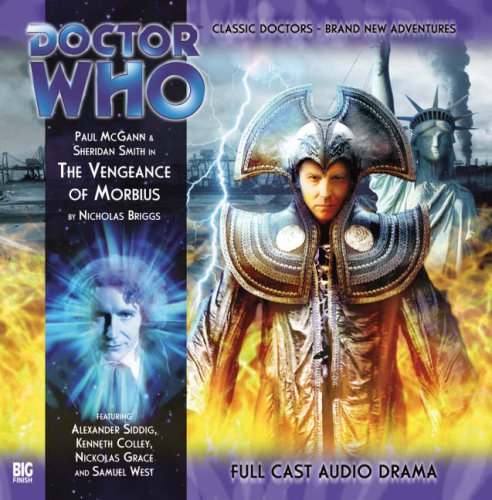 9781844353118: Vengeance of Morbius (Doctor Who: The Eighth Doctor Adventures, 2.8)