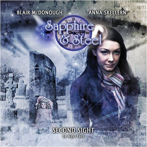 9781844353361: Second Sight (Sapphire and Steel)