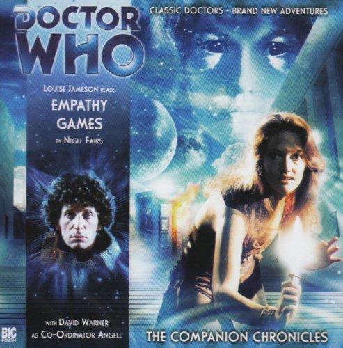 Empathy Games (Dr Who Big Finish Companions): Fairs, Nigel