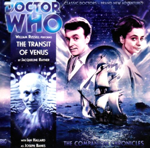 9781844353569: The Transit of Venus (Doctor Who: The Companion Chronicles, 3.7 )