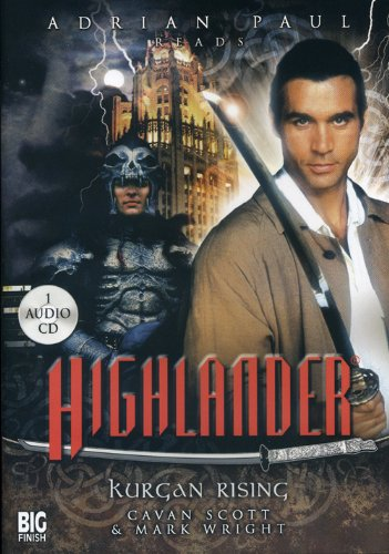 9781844353613: Highlander: Kurgan Rising